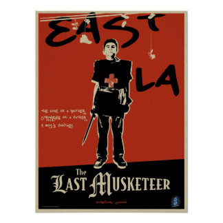 The Last Musketeer Movie Poster