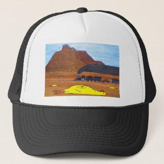 the last nail trucker hat