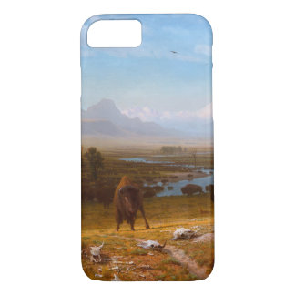 The Last of the Buffalo iPhone 8/7 Case