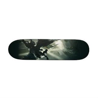 The Last Olympian Skateboard