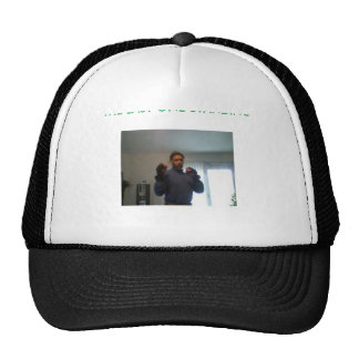 THE LAST ONE STANDING TRUCKER HAT