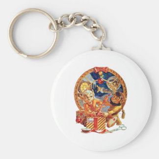 The Last Package Keychain
