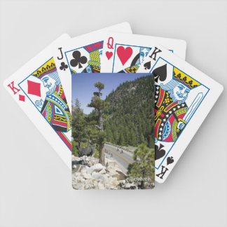The Last Pass Bicycle Playing Cards