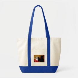 The Last Post Tote Bag