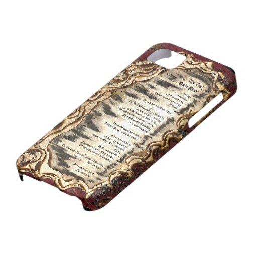 The Last Quiet Place iPhone 5 Cases