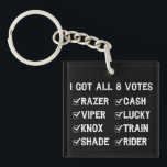 """The Last Riders Key Chain<br><div class=""""desc"""">The official keychain for Jamie Begley&#39;s series The Last Riders.</div>"""