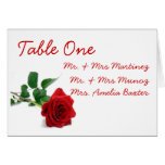 The Last Rose Stationery Note Card