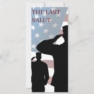 THE LAST SALUT