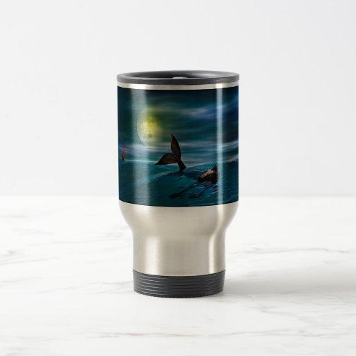 The Last Seahorse Coffee Mugs