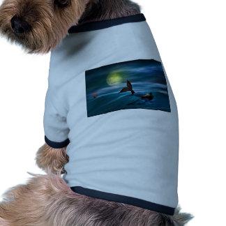 The Last Seahorse Dog T Shirt