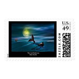 The Last Seahorse Postage