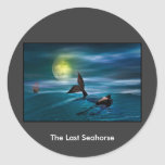 The Last Seahorse Stickers