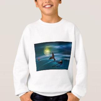 The Last Seahorse Sweatshirt