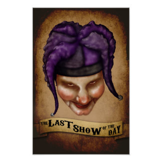 The Last Show of the Day Poster