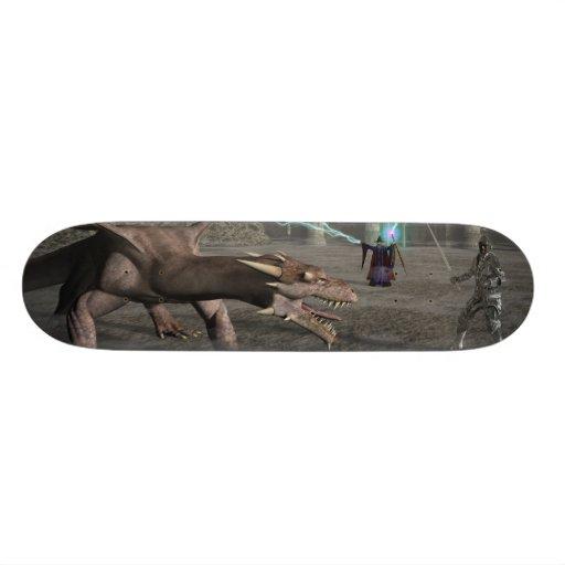 The Last Skateboard Decks