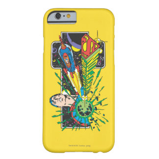 The Last Son of Krypton 2 Barely There iPhone 6 Case