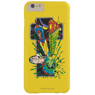 The Last Son of Krypton 2 Barely There iPhone 6 Plus Case