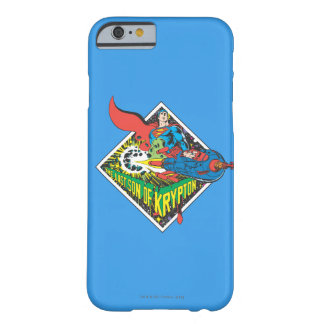 The Last Son of Krypton Barely There iPhone 6 Case