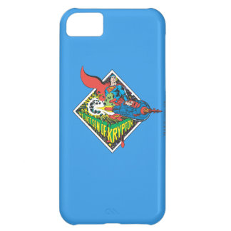 The Last Son of Krypton iPhone 5C Cover