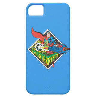 The Last Son of Krypton iPhone SE/5/5s Case