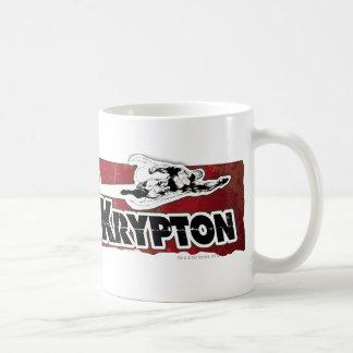The last son of Krypton Coffee Mugs