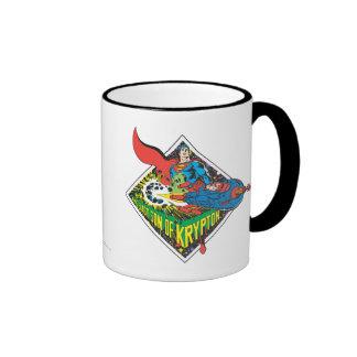 The Last Son of Krypton Coffee Mug