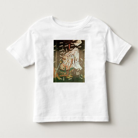 The Last Stand of the Kusanoki Clan Toddler T-shirt
