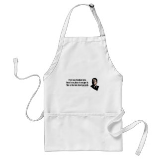 The Last Stand On Earth Aprons