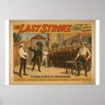 The Last Stroke Poster