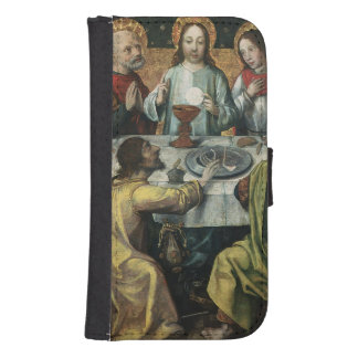 The Last Supper, 1482 Galaxy S4 Wallet Case