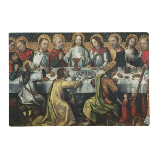 The Last Supper, 1482 Placemat