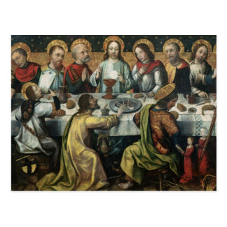 The Last Supper, 1482 Post Cards