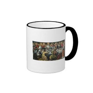The Last Supper, 1482 Ringer Mug