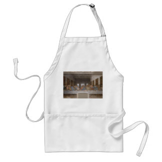 The Last Supper (1495-1498) Adult Apron