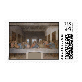 The Last Supper 1495-1498 Postage