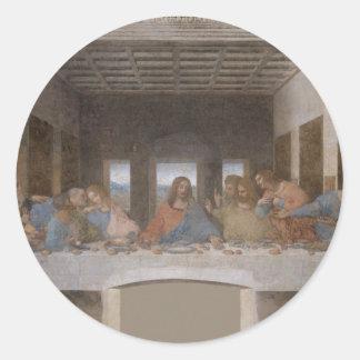 The Last Supper 1495-1498 Sticker