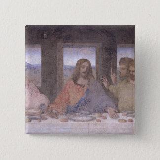 The Last Supper, 1495-97 2 Button