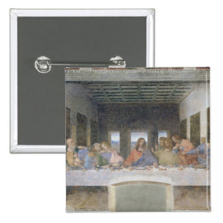 The Last Supper, 1495-97 2 Pinback Button