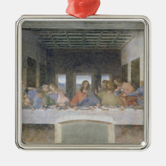 The Last Supper, 1495-97 2 Christmas Ornament