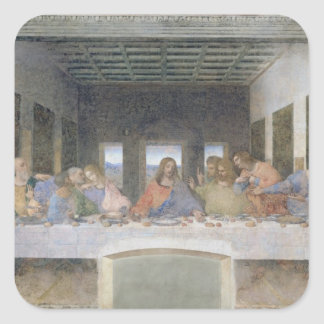 The Last Supper, 1495-97 2 Stickers