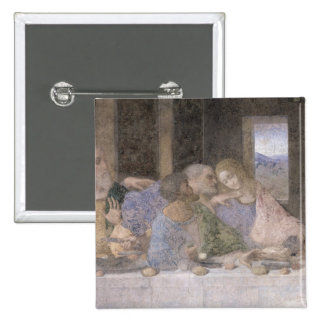 The Last Supper, 1495-97 3 Pinback Buttons