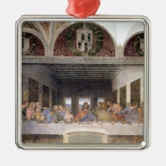 The Last Supper, 1495-97 3 Christmas Ornament