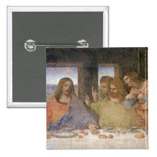 The Last Supper, 1495-97 Pinback Button