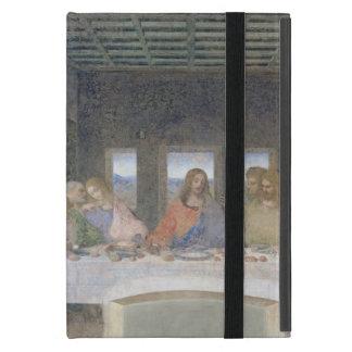 The Last Supper, 1495-97 (fresco) Covers For iPad Mini