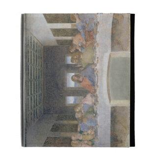 The Last Supper, 1495-97 (fresco) iPad Cases