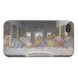 The Last Supper, 1495-97 (fresco) iPhone 4/4S Cover