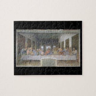 The Last Supper, 1495-97 (fresco) Puzzles