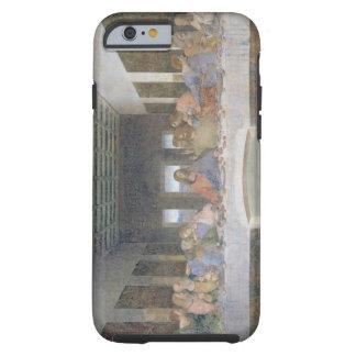 The Last Supper, 1495-97 (fresco) Tough iPhone 6 Case