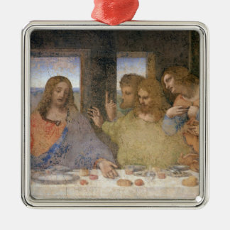 The Last Supper, 1495-97 Christmas Tree Ornament