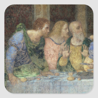 The Last Supper, 1495-97 Stickers
